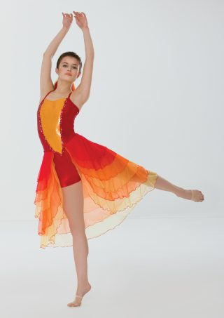 Orange Archives - Discount Dance Costumes