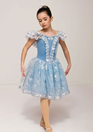In My Dream ballet costume